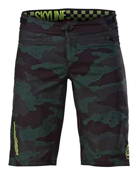 e38c8c970 Troy Lee Designs Womens Skyline Short With Liner Camo £90.00